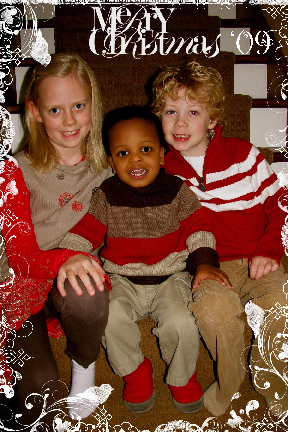 Christmas Photo'09