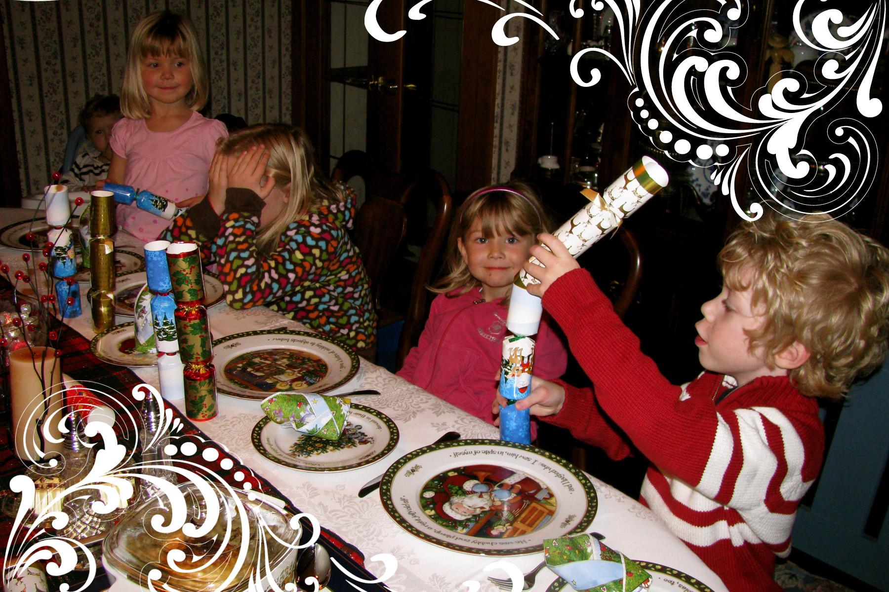 Cousins Christmas'09